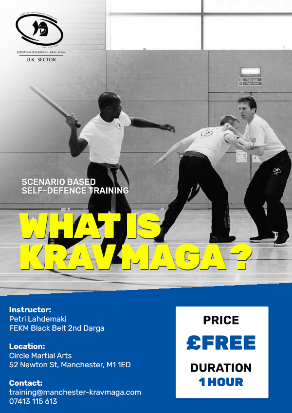 Krav Maga Intro Session