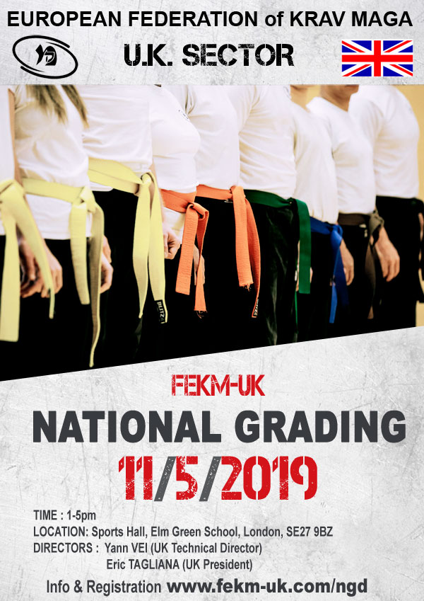 FEKM-UK National Grading Day