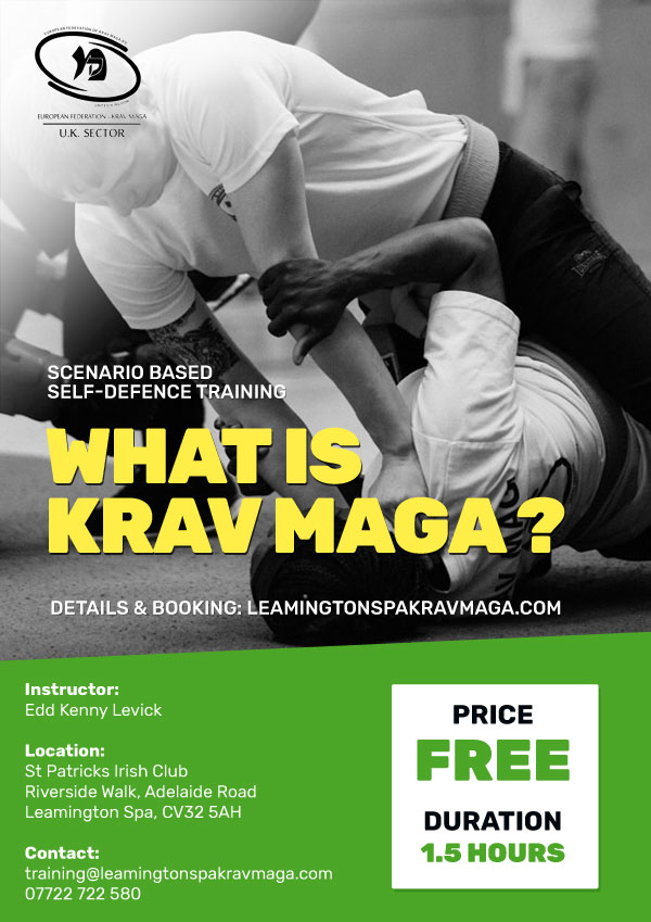 Krav Maga Introductory Session